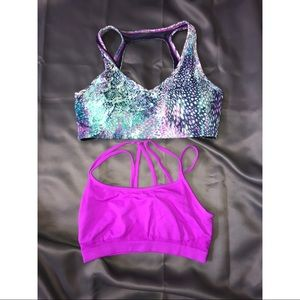 Fabletics sport bras